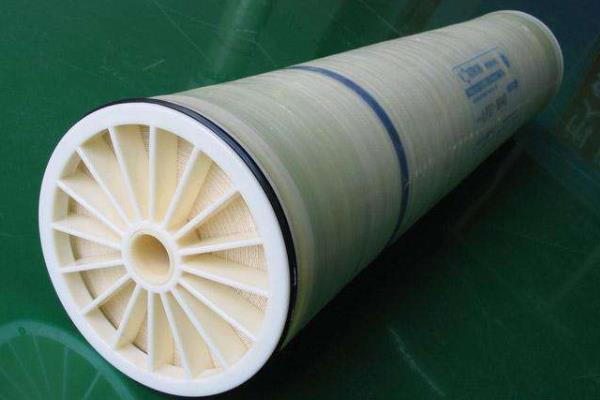 苏州市大型反渗透水处理设备项目选用进口膜元件