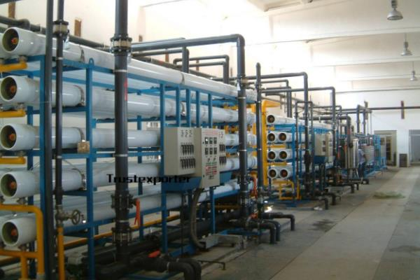 新疆反渗透阻垢剂用户与碧涂水处理签订长期合作协议