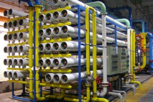 苏州市大型反渗透水处理设备项目顺利交付用户