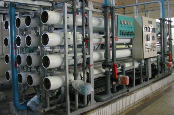 碧涂(BITU)水处理科技反渗透水处理设备实例